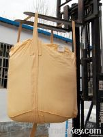 Fibc, plastic woven bag, bulkbag, big bag, container bag, jumbo bag