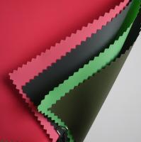 190T taffeta 100%nylon fabric with pvc coated for raincoat