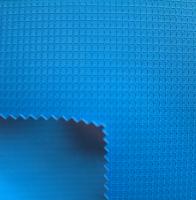100% nylon tafatta fabric with pvc coated for raincoat