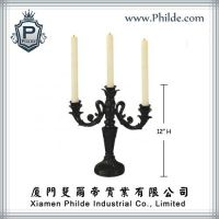 Baroque Candelabra Centerpieces, Candle Holders