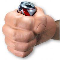 fist shaped drinking