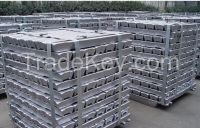 Provided high quality Lead ingots 99.9