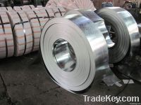 high quality cold rolled hot dipped galvanized steel strip