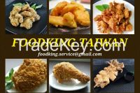 Fried chicken powder  HACCP and Halal