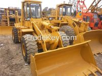 Used CAT 966E wheel loader Caterpillar 966E loader