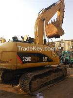 Used CAT 320D caterpillar 320D excavator