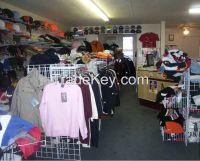 stocklot garments, surfwear, Branded Clothing, Apparel Stock, winter clothing