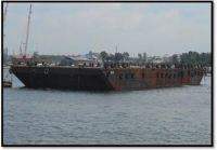 120feet deck barge rental