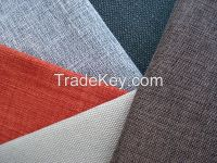 Home Textile Imitation Linen Fabric for Sofa