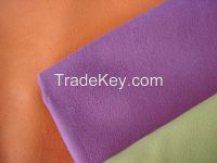 Polyester Suede Fabric for Home Textile Decoration