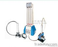 Float-type pneumatic measuring instrument