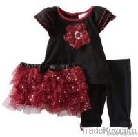 BABY GIRLS CLOTHES SET