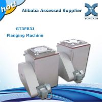High Quality Square Tin can flange machine