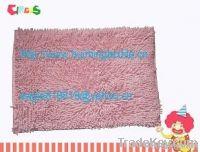 2013 microfiber chenille bathroom floor mats