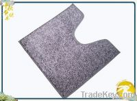 100%polyester closestool foot mat