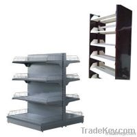 Supermarket&store display equipment/metal gondola storage shelf&rack s