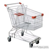 shopping Cart/ For Supermarket shopping trolley, supermaket cart/cargo