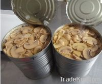 Canned Mushroom from China