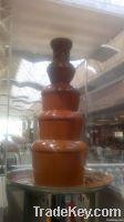 1. class chocolate fountain