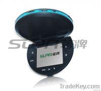 UFO car cam dvr SP-007 with GPS logger optional recorder