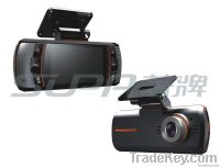 Ambarella car cam dvr SP-905 with 2.7 inch TFT LCD screen