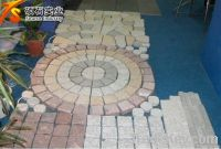 paving stone, cubestone, outdoor pavers