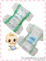 Printed  disposable baby diaper /nappy