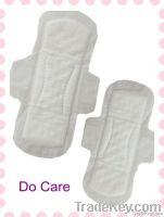 240mm , 280mm Regular Cotton  sanitary napkins