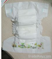 White backsheet- cheap disposable baby diapers