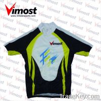 100% polyester cycling clothing