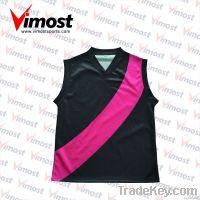 Custom Rugby Vest
