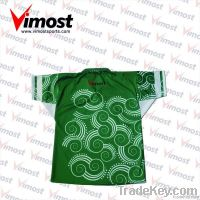 Polo Collar Rugby Jersey