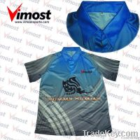 motorcycling apparel with short sleeves