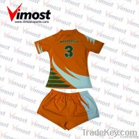 Full Tight Rugby Jersey