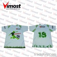 Soccer jersey---100% polyester