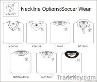 Soccer shirt and short