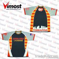 Lacrosse shooter shirt