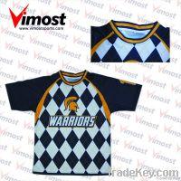 sublimated lacrosse shooter shirt