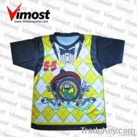 Team lax shooter shirt