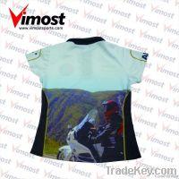 custom made fashion polo shirt