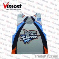 dye-sub lacrosse jersey
