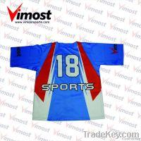 dye-sub baseball jersey/100% polyester/custom made
