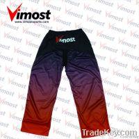 dye-sub ice hockey pants/100% polyester/custom made