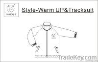 custom 100 % polyester jackets