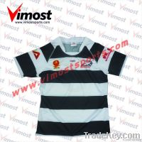hight quality custom rugby jersey, rugby wear