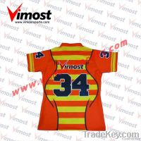 OEM custom high quality rugby jersey, rugby wear, shirt