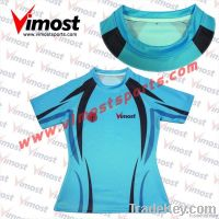 custom high quality men rugby wear, rugby jersey with sublimation