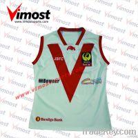 hot sale custom AFL-jumper with sublimation