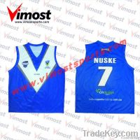 Custom cricket playing vest