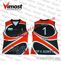 custom  AFL-jumper  100% polyester, rugby wear